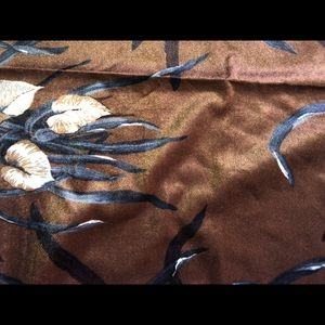"""23"""" x 54"""" vintage upholstery craft fabric 1981"""